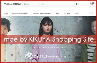 moe by KIKUYA Shopping Site
